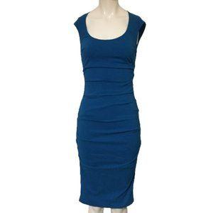 Le Chateau Size XXS Ocean Blue Cocktail Dress